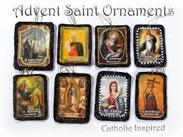 advent ornaments pdf and to create your own