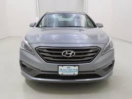 hyundai sonata grey pre owned 2015 hyundai sonata sport 4d sedan in columbia g2205a