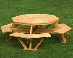 Free Large Octagon Picnic Table Plans Easy Woodworking Solutions by Diy 2x4 Bench With Back Can U0027t Wait To Make This With A Picnic