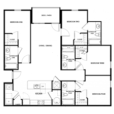 floor plans the edge rouse bedroom bathroom month lease
