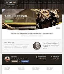 30 engaging church website templates creative cancreative can