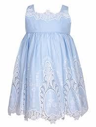 baby toddler porcelain blue heirloom treasure sleeveless
