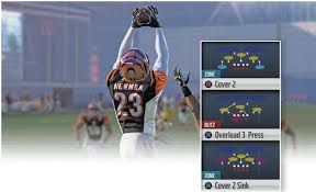 cincinnati bengals teams madden nfl 15 digital strategy guide