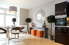 Living Room Console Table Decorating Console Table Dining Room Contemporary With Upholstered