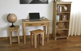 Small Desk Uk Small Oak Desk Freedom To