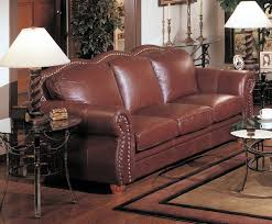amazon com cognac finish 100 real italian leather sofa couch