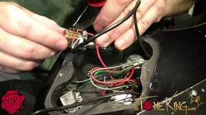 how to install a guitar pickup upgrade rewire solder u0026 replace