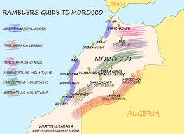 backpacking in morocco guide rucksack ramblings