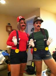 Mario Luigi Halloween Costumes 35 Halloween Costumes Images Costumes
