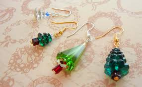 christmas earrings twelve days of christmas jewelry designs 1 swarovski