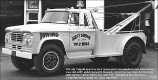 dodge tow truck 1965 dodge d 500 tow truck matchbox 1 64 tow