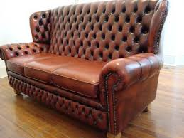 Vintage Chesterfield Sofas Antique Vintage Chesterfield Sofa The Clayton Design