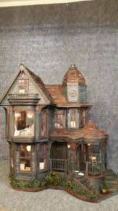 114 best haunted miniature houses images on pinterest miniature