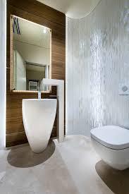 Modern Pedestal Sinks Modern Pedestal Sink Mother Of Pearl Bathroom Tile