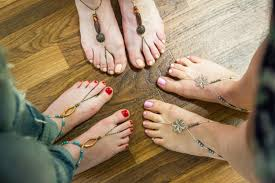 how to diy easy barefoot sandals home u0026 family hallmark channel