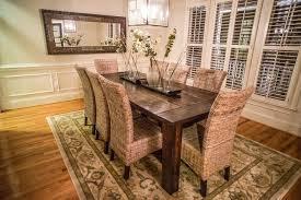 indoor wicker ideas dining room farmhouse with farm house wicker