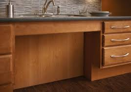 kitchen sink base cabinet and countertop universal designs for kitchen or bath kraftmaid