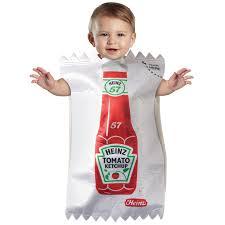 newborn bunting halloween costumes 0 3 months infant heinz ketchup packet bunting halloween costume size 0 6 months
