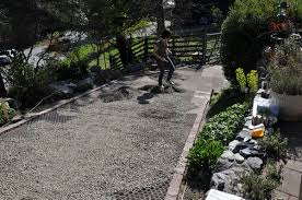 core landscape stabilized gravel foundation installations