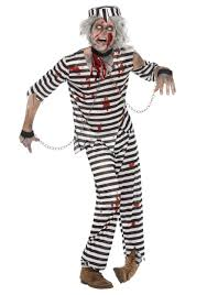 Halloween Inmate Costume Scary Zombie Halloween Costume Ideas