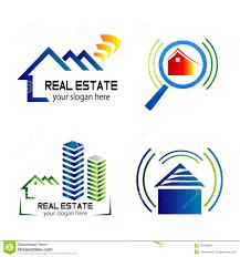 Home Improvement Logo Design Collection Of Vector Logos Construction And Home Improvement Stock