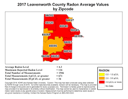 Kansas Counties Map County Map Kansas Radon Program