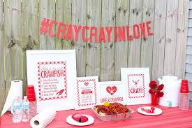 crawfish decorations crawfish boil craycrayinlove crawfish boil banner