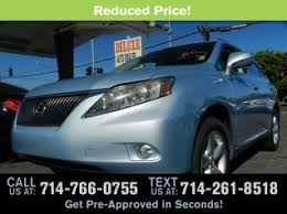 used lexus rx 350 price used lexus rx 350 for sale in costa mesa ca 199 used rx 350