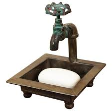 bathroom inspiring primitive country decor ideas the bathroom old metal water tap for country decor ideas vanities