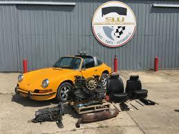 1973 porsche 911 targa for sale vintage 1973 porsche 911t targa signal yellow 911s options