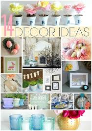 Spring Decor 249 Best Images About Spring Decorating On Pinterest Easter