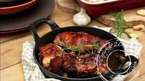 cuisine lapin au vin blanc lapin confit au vin blanc et romarin de julie andrieu recette par