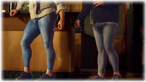 Guys Wearing Skinny Jeans Skinny Jeans Deevolution Of Man Youtube