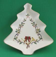 mikasa elegance tree dish fk001 902 porcelain 8