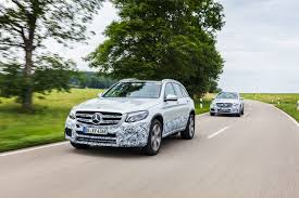 mercedes f series mercedes previews glc f cell company s series