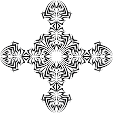 cross tattoos for and tribal and celtic cross