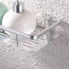Corner Shelves For Bathroom Wall Mounted Bathroom Glass Bath Shelf Bath Wall Shelf Corner Shelves For