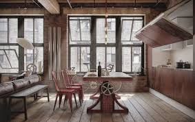 Home Design Loft Style by Industrial Loft Style Layout 12 Lofts Furniture U0026 Home Design