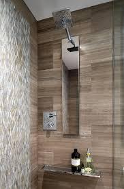 condo bathroom shower area designed by toronto interior design