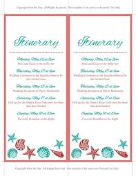 wedding itinerary template for guests awesome wedding schedule of events template images styles