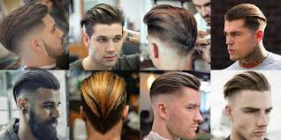 hair styles for back of 19 slicked back hairstyles men s haircuts hairstyles 2018