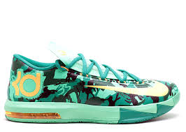 kd easter edition kd 6 easter nike 599424 303 lt lcd grn atmc mng lcd grn gr