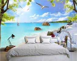 custom photo 3d room wallpaper mural picture aegean beach resort custom photo 3d room wallpaper mural picture aegean beach resort decoration painting 3d wall murals wallpaper for walls 3 d in wallpapers from home