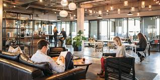 coworking space shared office space industrious office
