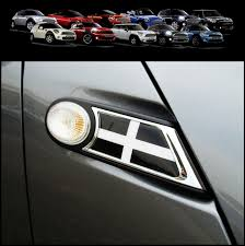 Cornwall Flag Bmw Mini Cornish Flag Design Side Vents Scuttles Carrier