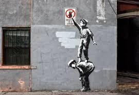 Looking For A Artist Banksy Irritates Nyc Mayor But Not Looking For Him