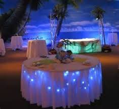 theme names for prom beach themed party guest table prom beach and theme ideas