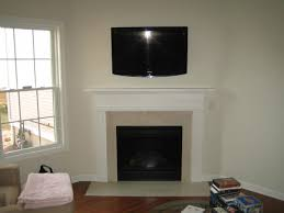 Corner Electric Fireplace Tv Stand Corinth Infrared Electric Fireplace Media Console In Vintage