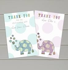 personalized thank you cards personalised thank you cards weneedfun