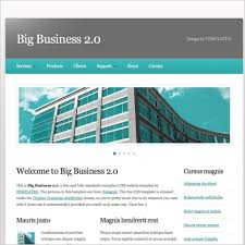 html business templates free download with css boblab us